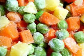 mrożenie warzyw, jak mrozić warzywa, mrożonki, mrożenie warzyw nazimę, mrożenie iblanszowanie