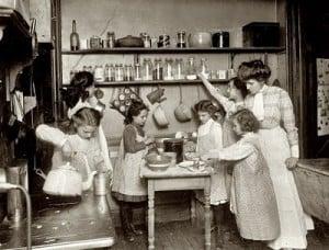 rady babci, rady prababci, porady przedstu lat, śmieszne domowe sposoby, zabawne sposoby domowe