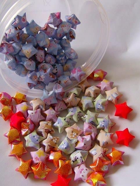 Origami Jak Zrobić Pięcioramienne Gwiazdki Z Papieru