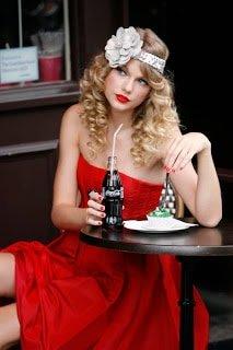 coca-cola,moda, włosy, modelowanie colą