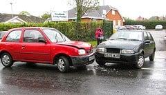 odszkodowanie wypadek drogowy - kolizja