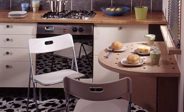 Składane Stoły Do Małej Kuchni