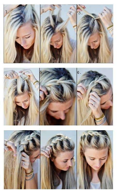 Jak Upiąć Długie Włosy Fryzury Z Długich Włosów