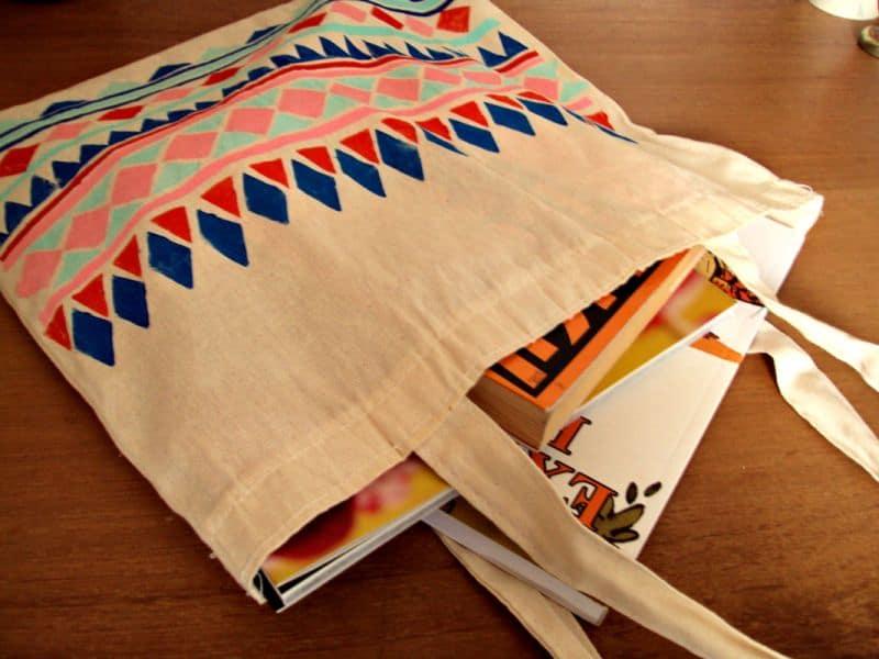 torba ekologiczna, jak zrobić torbę ekologiczną, torba eko jak uszyć, jak uszyć torbę ekologiczną, torba eko zrób tosam, torba ekologiczna DIY,