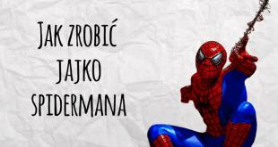 jajko spiderman, sposób na niejadka, jajko spidermana, dziecko niejadek, sposoby na niejadka, dziecko niejedzące sposoby, dania dla dzieci, ciekawe danie dla dziecka