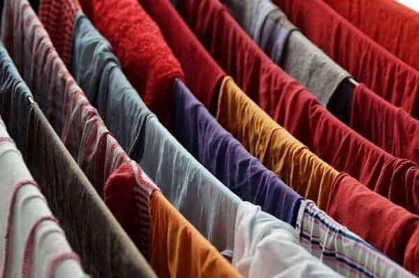 kwasek cytrynowy dopłukania ubrań
