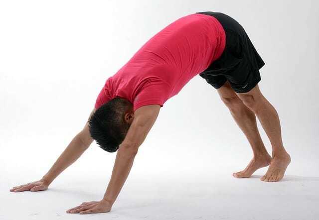Ćwiczenia na mięśnie krzyża