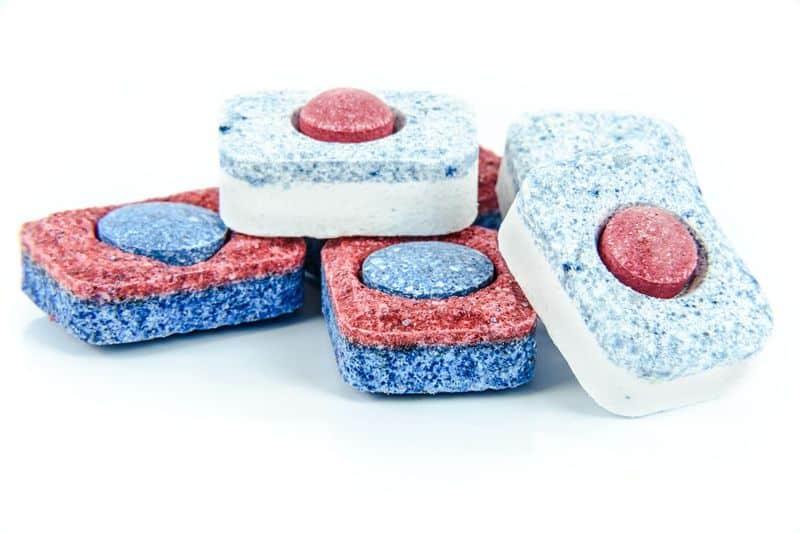 Zmywarka jak używać - tabletki dozmywarki