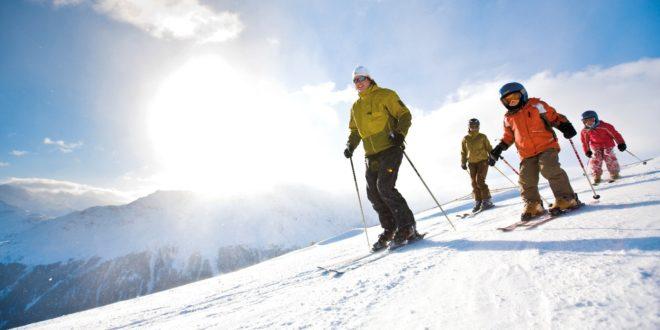 Gdzie nanarty zdziećmi? Top 5 ośrodków narciarskich narodzinny urlop wgórach